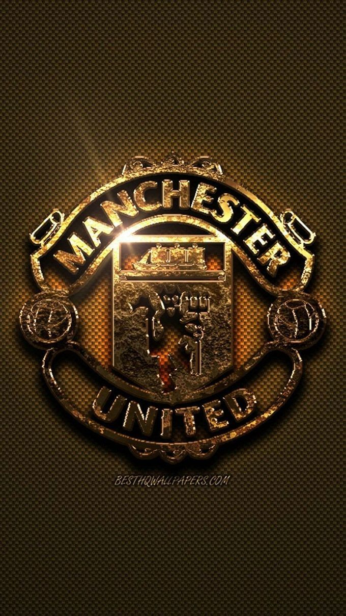 Manchester United Crest Manchester United Logo Manchester United Wallpaper Manchester United