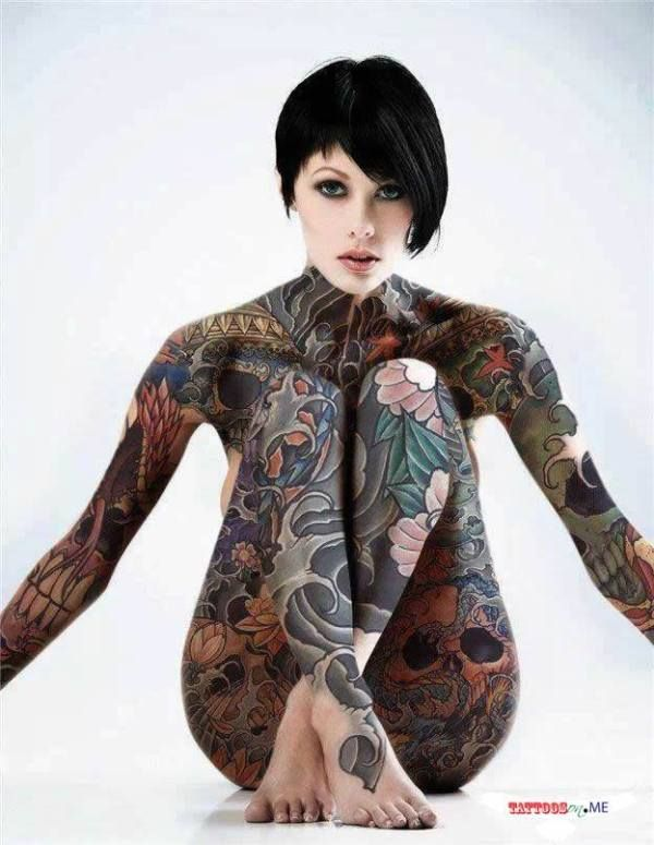 Tatoo Girls Can Are Very Sexy