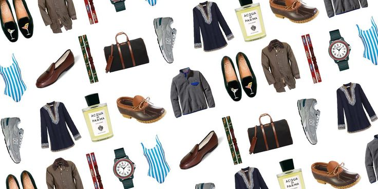 Preppy Brands - 47 Essentials from Classic Preppy Clothing Brands