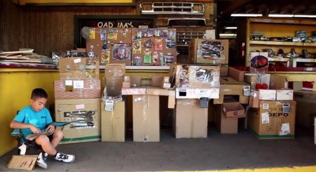 One of the most touching stories ever, literally laughed and cried tears of joy ~ Thank you Nirvan Mullick http://games.yahoo.com/blogs/unplugged/nine-old-cardboard-arcade-launches-college-fund-182844242.html