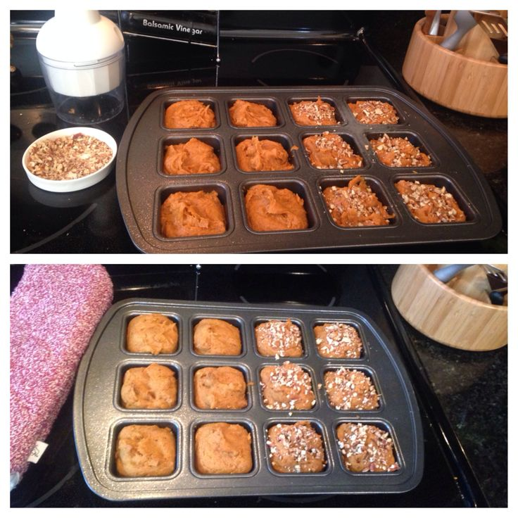 Gluten free pumpkin squares in Pampered Chef Brownie Pan. 1 box Betty Crocker gluten free yellow cake mix. 1 15oz can pumpkin. 1/2c oil. 1tsp cinnamon. 1/2tsp nutmeg. 1/2tsp ginger. 2tsp vanilla.  Mix and cook 350 for 25min. Pampered Chef food chopper perfect to chop pecans to sprinkle on top. Www.pamperedchef.biz/melissagresham5