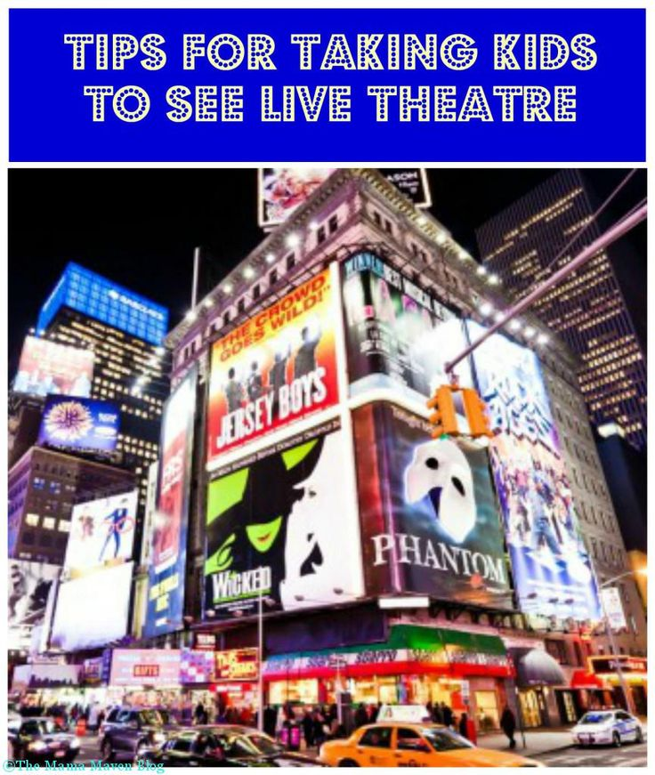 Tips for Taking Kids to See Live Theatre From Dr. Lynn Hunter #theatre http://www.themamamaven.com/2015/09/02/tips-for-taking-children-to-see-live-theatre-from-dr-lynn-hunter/?utm_content=bufferd9897&utm_medium=social&utm_source=pinterest.com&utm_campaign=buffer #broadway #offbroadway