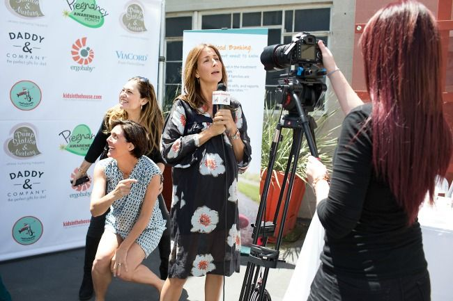 Our free Pregnancy Awareness event is in LA on 5/3! Join us! Expect expert panels and awesome prizes! AD