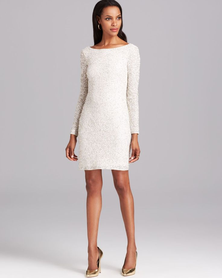 26 Best Awesome Long Sleeve Cocktail Dresses Images On