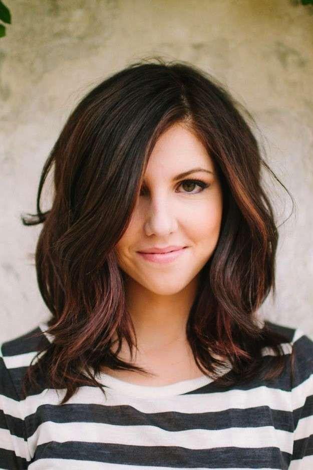 Cortes de pelo para cara ovalada: fotos de los looks | Ellahoy