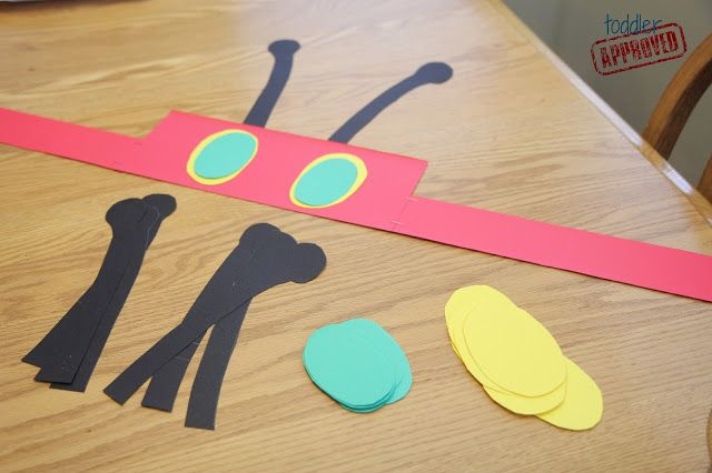4 Very Hungry Caterpillar Activities ~ lots of great ideas!