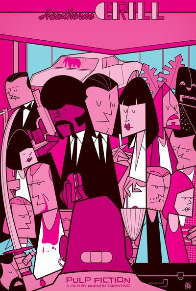 Cartoon Movie Posters