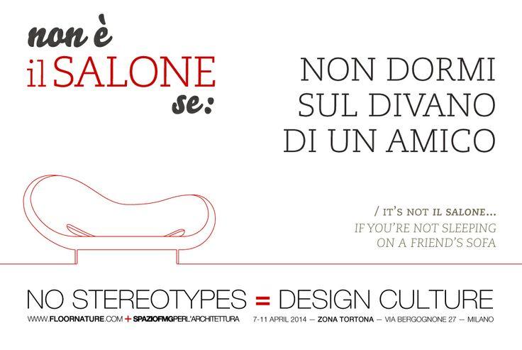 Milano Design week + Salone del mobile Milano + Floornature + visual marketing