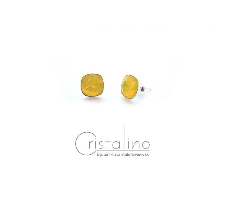 50 LEI | Cercei handmade | Cumpara online cu livrare nationala, din . Mai multe Bijuterii in magazinul Cristalino pe Breslo.