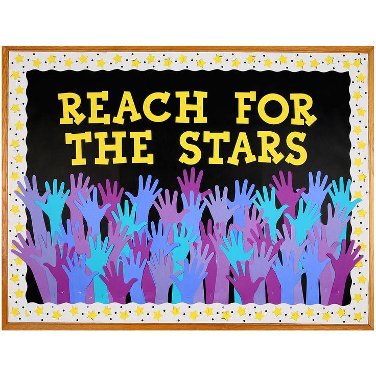 17 Best Ideas About Star Bulletin Boards On Pinterest