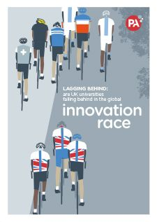 Innovation Race - UK Universities by PA Consulting