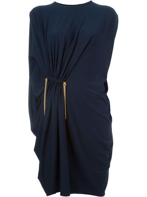 Shoppen Lanvin Drapiertes Kleid von Coltorti aus den weltbesten Boutiquen bei farfetch.com/de. In 400 Boutiquen an einer Adresse shoppen.