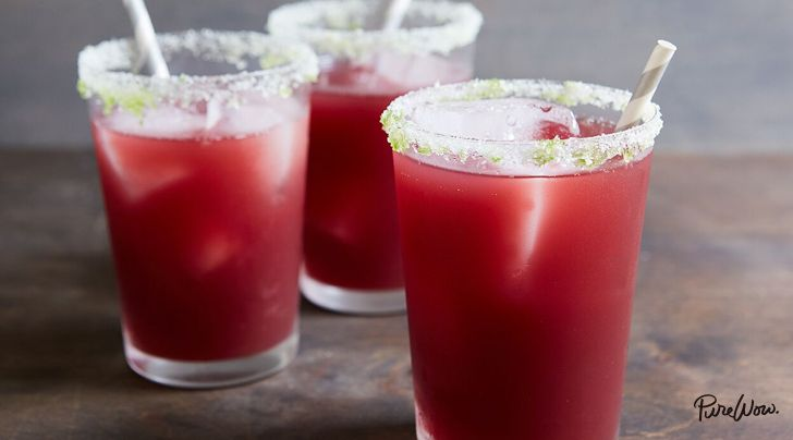 We Just Discovered Sangrita and It's Absolutely Glorious - This cocktail is part sangria, part margarita