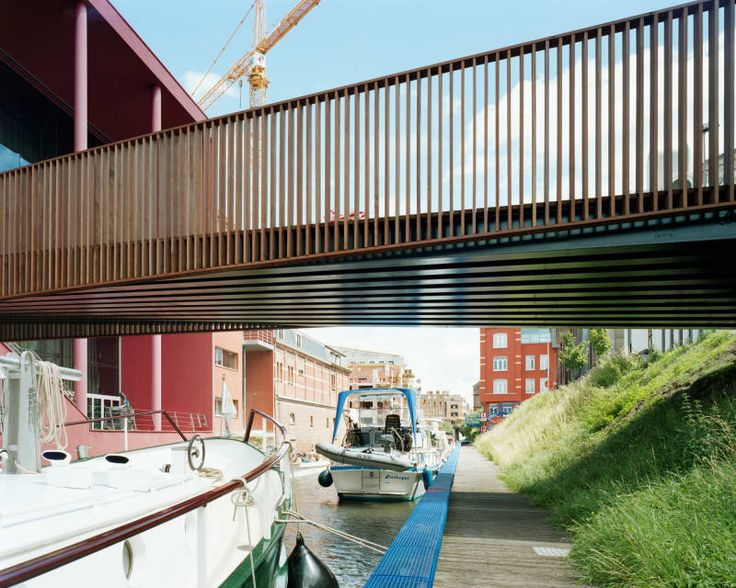 OFFICE Kersten Geers David Van Severen, Bas Princen · OFFICE 23 — Bridge. Gent, Belgium