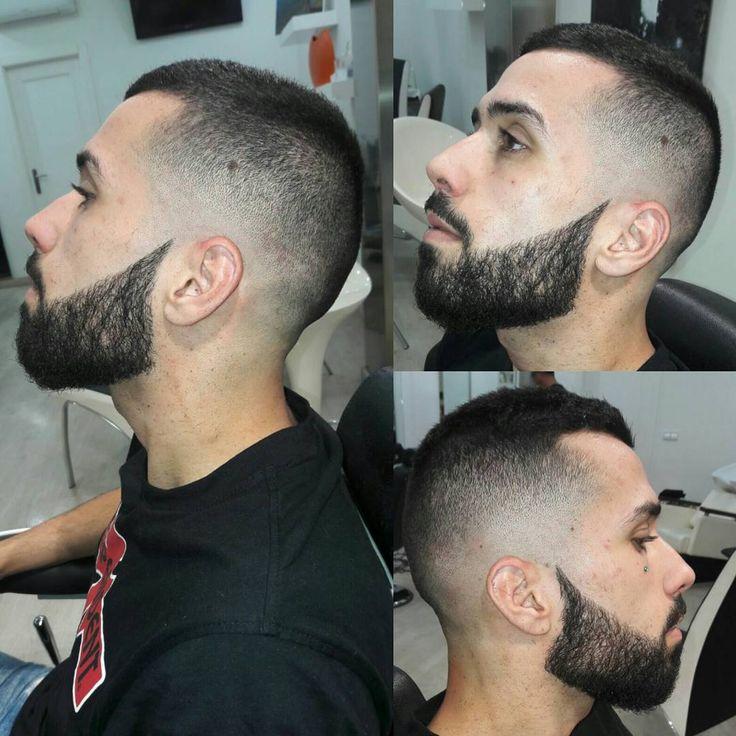 Faded Beard Styles, Faded Beard Tutorial, Faded Beard Line Up, Faded Beard  Styles