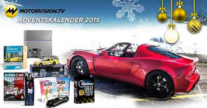 Adventskalender 2015 - Online Adventskalender Gewinnspiel