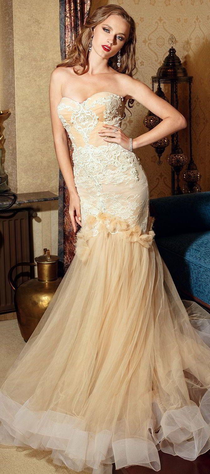 Fishtail Wedding Dresses Second Hand : Wedding dresses on mermaid silhouette