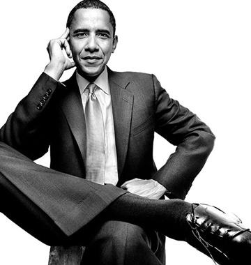 04-11-2008 : Barack Obama devient le premier Afro-Américain à accéder à la présidence des Etats-Unis