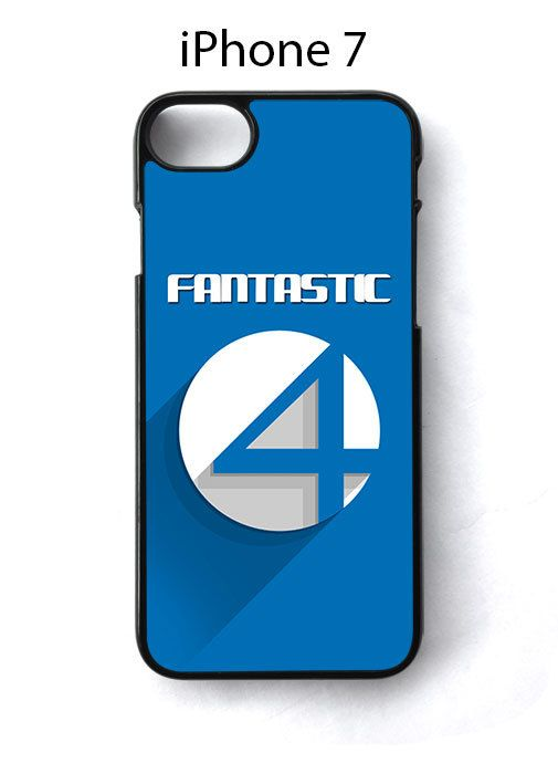 Fantastic Four Minimalist iPhone 7 Case Cover