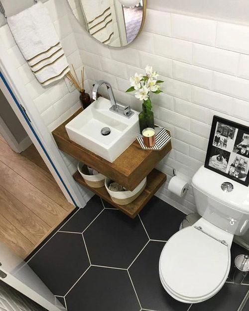 Туалет в хрущевке 🚻: 69 фото, идеи дизайна, п… – 2019 ...