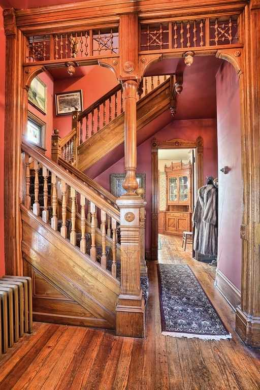 935 best images about gilded interiors on pinterest for Victorian woodwork