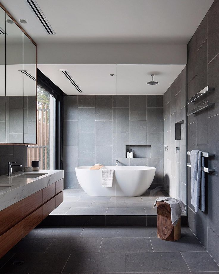 Big Bathrooms Ideas: Bathroom Goals
