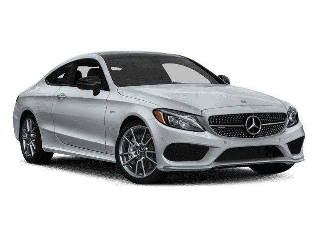 New 2018 Mercedes-Benz C-Class AMG® C 43 fletcher jones $65k diamond silver