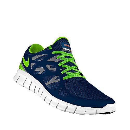 Nike in Seahawks colors!  0b1c7ca6b