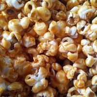 Popcorn au caramel (beurre salé) comme au cinéma (mais moins cher... Et meilleur !)