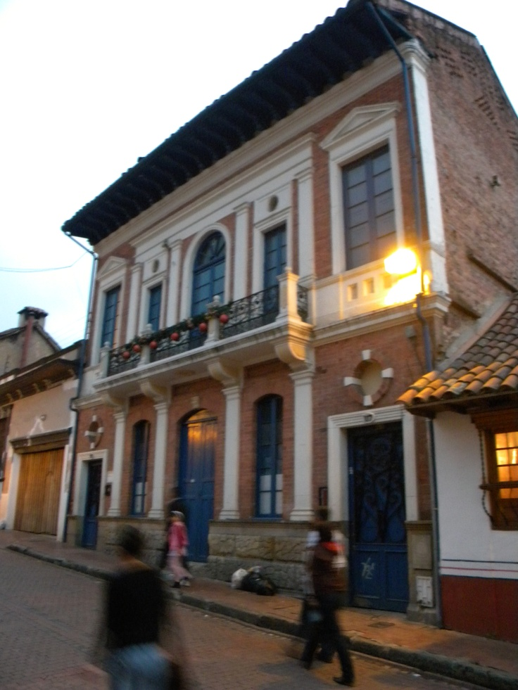 La Candelaria, Bogota Downtown. Colombia #SomosTurismo @Dituristico