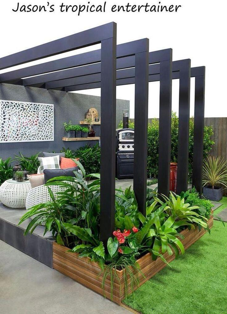 40 Awesome Backyard Landscaping Ideas With Elegant Accent – Loyola Jordan