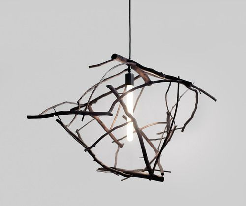 'Scatter/Gather Pendant by Hinterland. @2Modern'