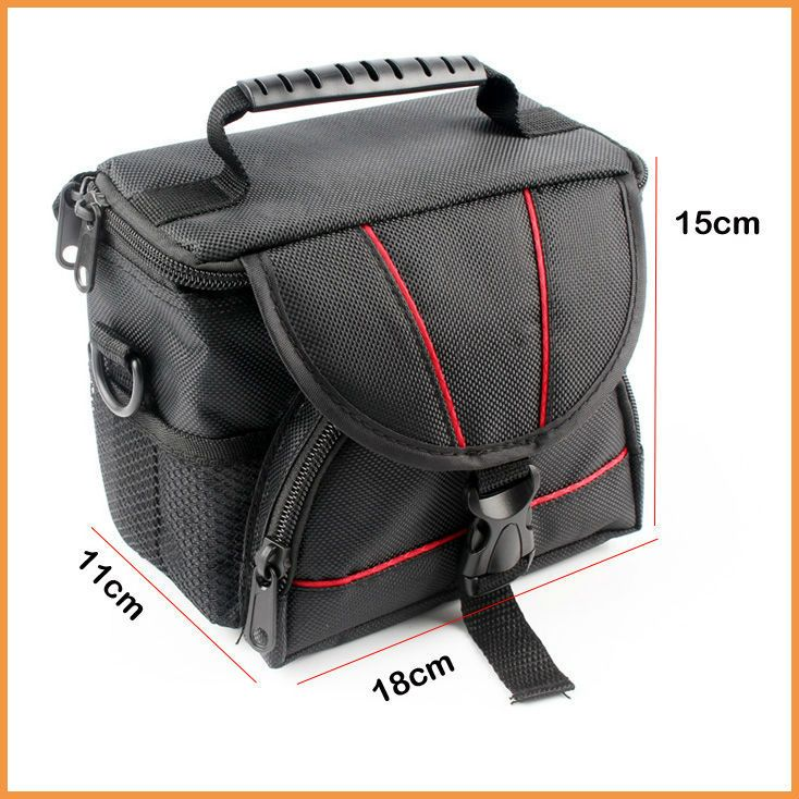 Digital Camera Bag Case For Sony ILCE6000 a6000 a6300 a5100 a5000 H400 H300 H200 HX400 HX300 HX200 HX100 HX1