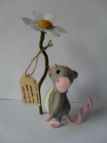 Een bloemetje voor jou - pakket van Duimelotje