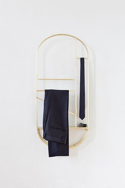 Foldwork | Exquisite Clothing Rack Design