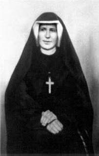 louange de sa gloire: Memorial of St Faustina Kowalska