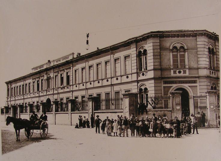 Edificio Scolastico Pietro Cocconi