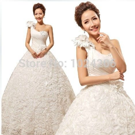 Find More Wedding Dresses Information about Free shipping 2014 fashion women dress Sweet lace Lovely High quality Sexy dress satin rhinestone flower lace wedding dresses,High Quality Wedding Dresses from XJD Store on Aliexpress.com