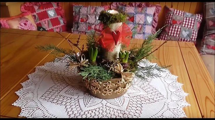 Valentínska dekorácia