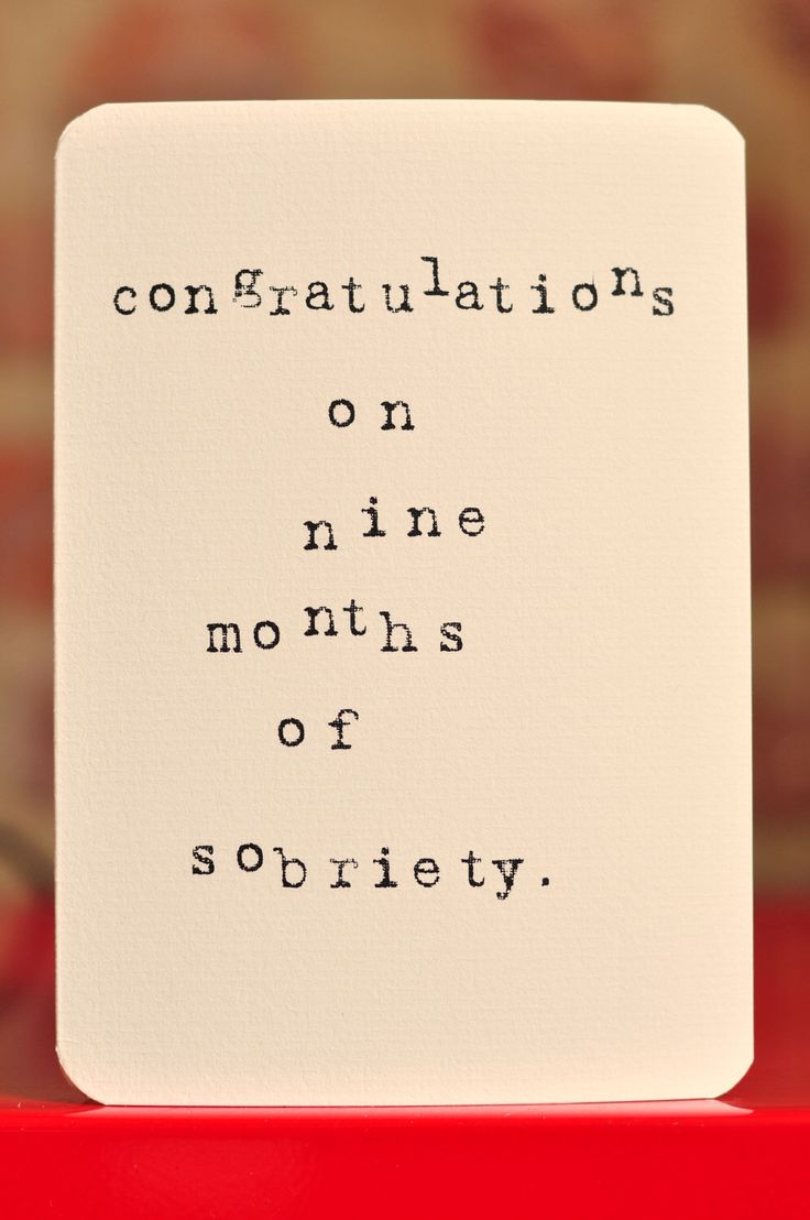I can't wait to give this to a friend after they have a baby!!!! Mardy Mabel Pregnancy Congratulations Card: congratulations on nine months of sobriety. by mardymabel on Etsy https://www.etsy.com/listing/64827074/mardy-mabel-pregnancy-congratulations