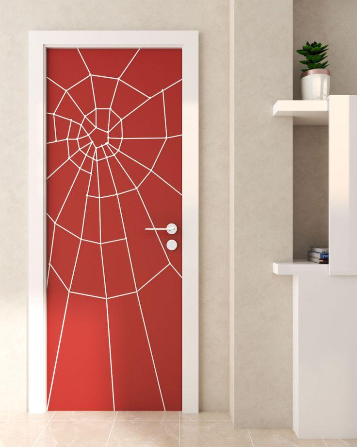 Room Design Com: Bedroom Door Decorations, Creative