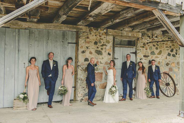 Gorgeous Wedding-in-a-barn