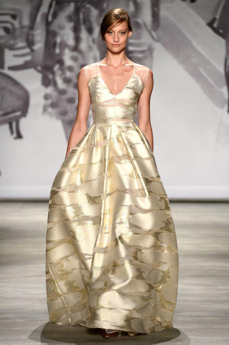 Lela Rose Wedding Dresses Nyc : Best images about runway inspiration on