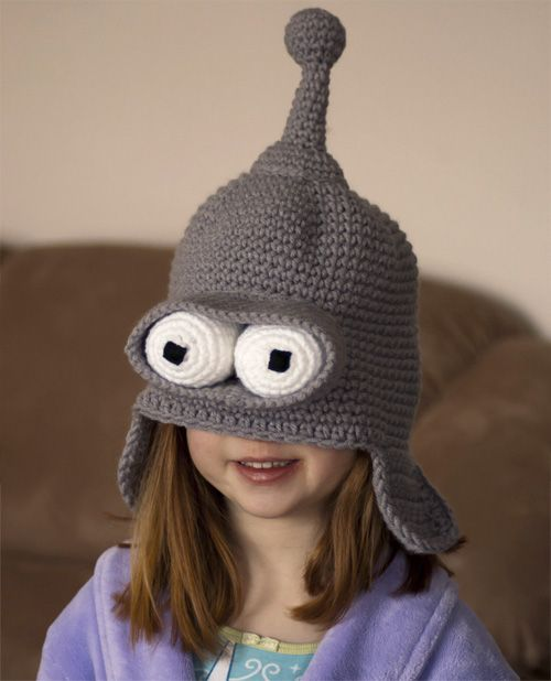 bender toque. I so want one of these!