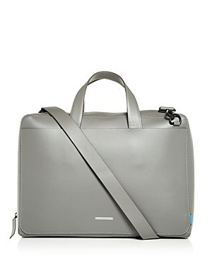 f996108528ba URI MINKOFF KENT LEATHER BRIEFCASE.  uriminkoff  bags  leather