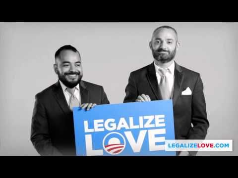 """LegalizeLove.com: Obama & Gay Couples """"Speak with One Voice"""""""