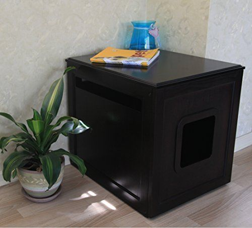 1000 images about litter box concealment on pinterest for Multi night stand