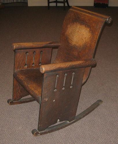 ... Nouveau Rocker Rocking Chair  Chairs, Rocking chairs and Art nouveau