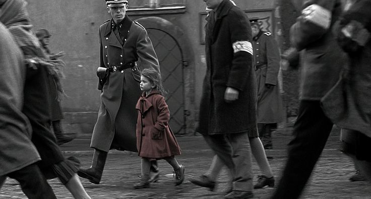 129 Of The Most Beautiful Shots In Movie History | #27 -- Schindler's List