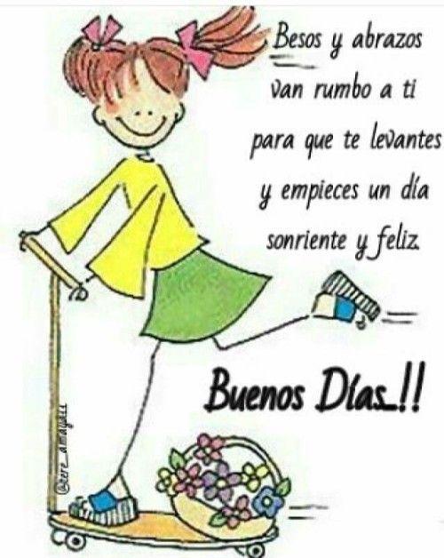 Buenos Dias  http://enviarpostales.net/imagenes/buenos-dias-1025/ Saludos de Buenos Días Mensaje Positivo Buenos Días Para Ti Buenos Dias